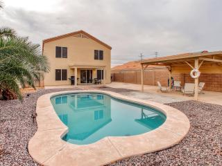 5BR Avondale House w/Private Pool - Minutes from Phoenix International Raceway & Numerous Other Attractions! - Avondale vacation rentals