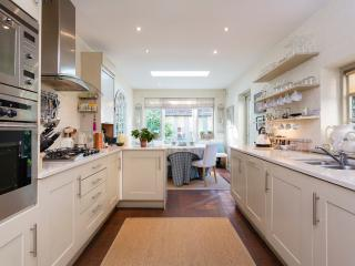 A classic three-bedroom house in leafy Clapham. - London vacation rentals
