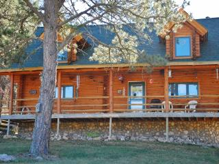 Rustic 3BR Black Hills Log Cabin w/Wifi, Gas Grill & Large Porch  - Easy Access to Custer, Mount Rushmore, National Parks & More! - Wind Cave National Park vacation rentals