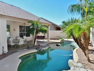 Quiet & Spacious 4BR Mesa House w/Private Outdoor Pool, Large Patio & Wifi - Near Superstition Mountain, Numerous Golf Courses & More! - Mesa vacation rentals