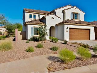 Well-Adorned 4BR Surprise House in Desert Oasis w/Nice Patio, Modern Décor & Community Pool Access - Minutes from Sports Venues, Golf, Restaurants & Phoenix Attractions! - Surprise vacation rentals