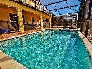 Limited Time! Astounding 8BR ChampionsGate House w/Private Pool, Heated Spa, Game Room & Wifi - Sleeps 22, Minutes from All of Orlando's Famous Theme Parks! - Loughman vacation rentals