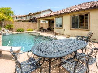 New Listing! Tastefully Appointed 3BR Peoria House w/Private Pool, Gas Grill, Wifi & Kids' TV Room - Easy Access to Golfing, Lake Pleasant & More! - Sun City West vacation rentals