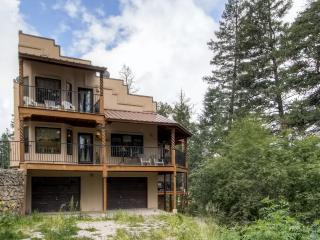 Gorgeous House with Deck and Internet Access - Cloudcroft vacation rentals