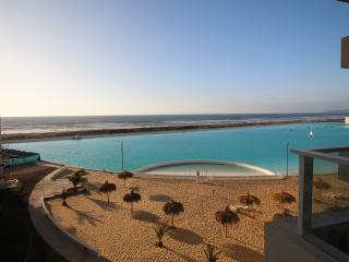 1 bedroom 5th floor frontal sea view La Serena - La Serena vacation rentals