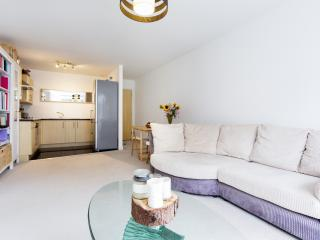 A one-bedroom apartment with large family bathroom. - London vacation rentals