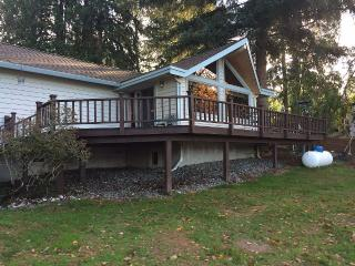 Waterfront Log Cabin - Poulsbo vacation rentals