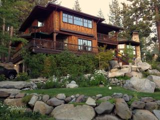 Beautiful Lakefront Family Home with Amazing Views - Kings Beach vacation rentals
