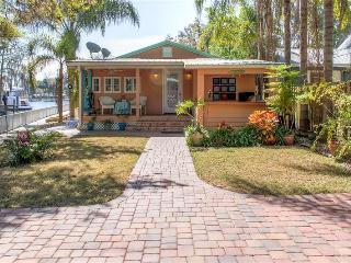 Upscale 2BR Riverfront Astor Home on St. Johns River w/Wifi, Boat Dock & Spectacular Sunset Views - Private Paradise, Minutes from Numerous Local Attractions! - Astor vacation rentals