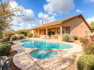 New Listing! Elegant & Spacious 4BR Scottsdale Home w/Private Pool, Sweeping Mountain Views - Within 5 Miles of Major Attractions, Restaurants & More! - Rio Verde vacation rentals