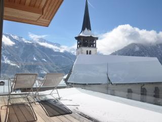 Eco-design & family-friendly mountain rental (8 p) - Laax vacation rentals