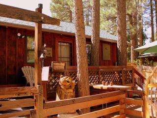 Simply Irresistible!  Newly Renovated Rustic Cabin - City of Big Bear Lake vacation rentals