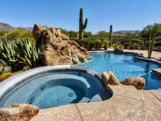 Mesmerizing 4BR Cave Creek House w/Wifi, Private Outdoor Pool, Putting Green, Huge Yard & Many Custom Features - Near Spur Cross Reservation & Multiple Golf Courses! - Cave Creek vacation rentals