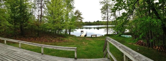 Cozy 2BR Longville Cabin on Kego Lake w/Private Dock, Large Deck & Unobstructed Lake Views - Prime Waterfront Location! Easy Access to Outdoor Activities & Local Attractions - Longville vacation rentals
