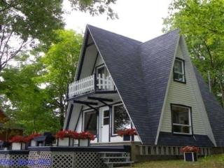 Romantic Quebec City vacation Cottage with A/C - Quebec City vacation rentals