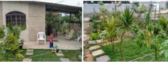 Casa temporada mobiliada- Balneário ponta da fruta - Vila Velha vacation rentals