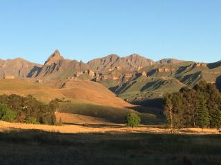 Lovely House with Parking Space and Mountain Views - Underberg vacation rentals
