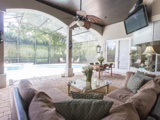 Prestigious Pool home near Disney 3bed/4bath w Den - Orlando vacation rentals