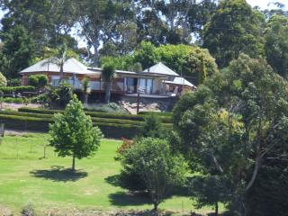Kiahbed and breakfast set on a beutiful 22 acres - Kiah vacation rentals