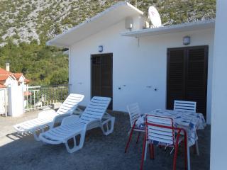 Panoramico apartment  -100 m2(great terrace) - Brela vacation rentals