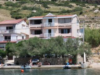 Galapagus Apartments AP7 (+4pers) - Metajna vacation rentals