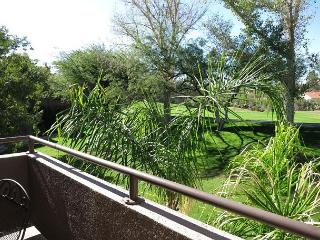 Cozy 1 Bedrm/Den  with a tropical green respite with golf course views - Tucson vacation rentals
