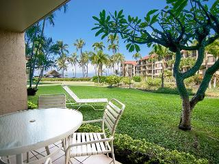 Sleeps 6! Quiet area near Koi Ponds! Lovely view of gardens as well! - Lahaina vacation rentals