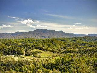 ON EAGLE'S WINGS- BREATHTAKING MOUNTAIN VIEWS! 3/2 - Pigeon Forge vacation rentals