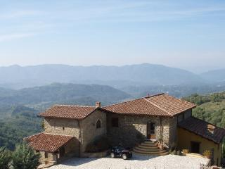 Luxury villa with spectacular views - Fivizzano vacation rentals