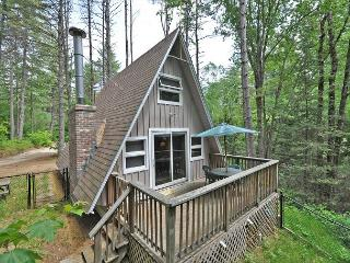 Kayakers Dream! 2BR cabin just steps to Conway Lake! Swim & Hike too! - Center Conway vacation rentals