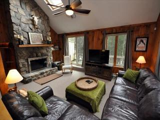 4BR in Cranmore Birches-10 min to Storyland! Cable,WiFi,Hot Tub on the Deck! - North Conway vacation rentals