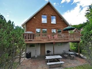 3 BR w/ Mtn Views,Sauna,Cable,Wifi. Pets Welcome! 5 min to Storyland! - Bartlett vacation rentals