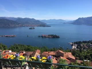 Una finestra affacciata sul Lago Maggiore - Stresa vacation rentals