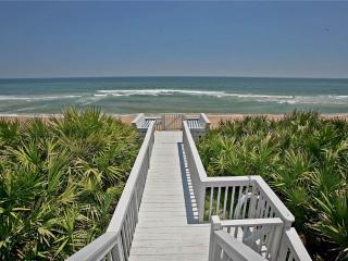 Turtle Dunes, 4 Bedrooms, Beach Front, Pet Friendly, Sleeps 8 - Ponte Vedra Beach vacation rentals
