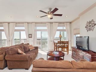 Pirate's Paradise, 5 Bedrooms, Beach Front, Small Private Pool, Sleeps 12 - Saint Augustine vacation rentals