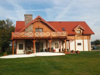 Dom nad Krzywym - House by the Krzywe - Stacze vacation rentals