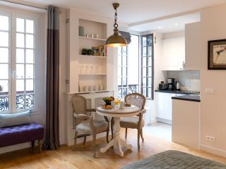 Eiffel Nest Studio - Charming rue Cler Studio - Paris vacation rentals