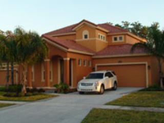 Stunning 5 Bed 4 Bath Villa on 5 Star Bella Vida - Kissimmee vacation rentals