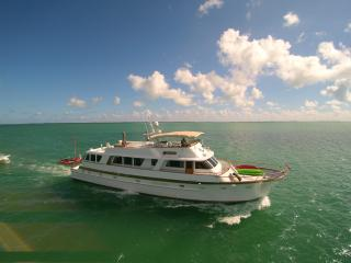 Travel on a 5 cabin 80' Yacht to your vacation - Nassau vacation rentals