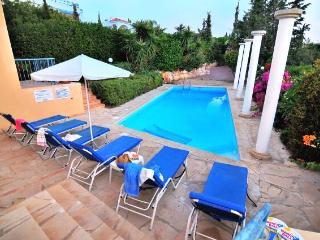 TRANQUIL villa 3 bedrm - Colorful Garden, Privacy - Paphos vacation rentals
