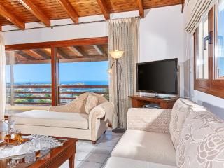 Spacious villa with amazing view - Agia Pelagia vacation rentals