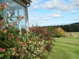 Edmonston  Garden,panoramic views,tennis,BBQ,WiFi. - Kelso vacation rentals