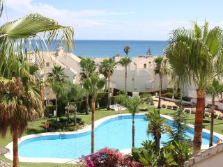 BEACHFRONT 2 Separate Houses with amazing Poolarea - Marbella vacation rentals