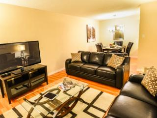 Fully furnished apartment in downtown Calgary - Calgary vacation rentals