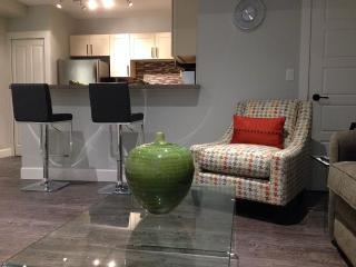 Nature's Door in Port Moody: Luxury 1-Bed Suite - Port Moody vacation rentals