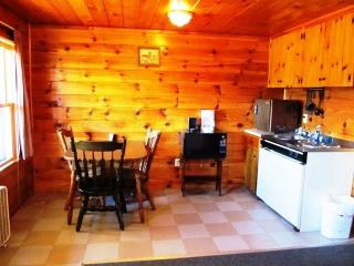 Cozy Log Cabin Lodge 2 in Pittsburg, NH - Pittsburg vacation rentals