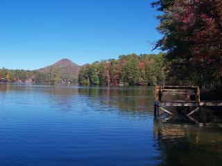 Charming Lakefront Cabin With Wonderful Lake Views - Clarkesville vacation rentals