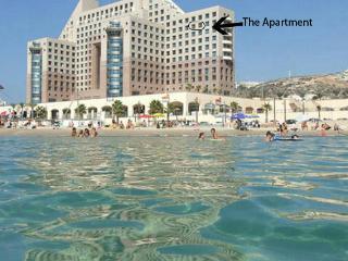 Beautiful Luxury Apartment Right on the Beach! - Haifa vacation rentals
