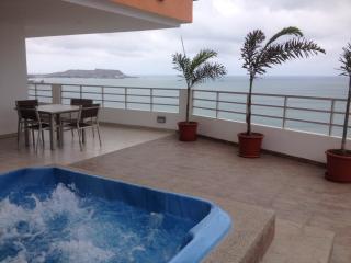 Blue Sea Ocean Front Luxury Condo - Salinas vacation rentals