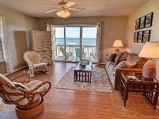 Surf Condo 126 - Majestic Ocean View, Simple Design, Pool, Beach Access, Onsite - Surf City vacation rentals